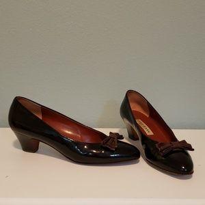 Cole-Haan Patten Leather Heels